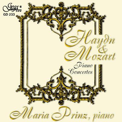 HAYDN & MOZART · PIANO CONCERTOS