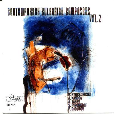 CONTEMPORARY BULGARIAN COMPOSERS, VOL.2