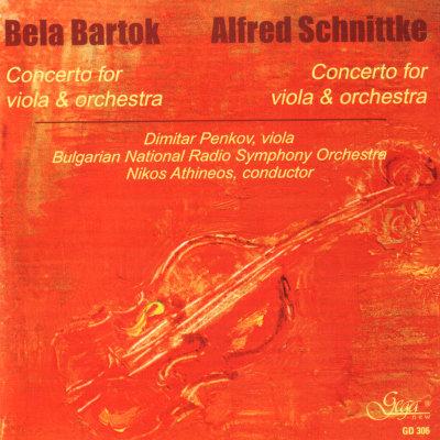 BÉLA BARTÓK AND ALFRED SCHNITTKE