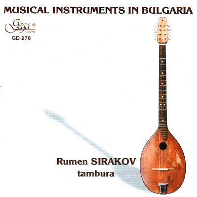 MUSICAL INSTRUMENTS FROM BULGARIA · TAMBURA