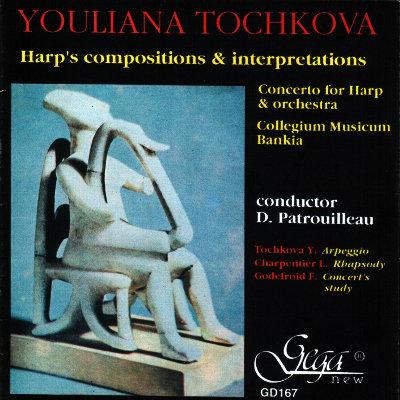 YOULIANA TOCHKOVA · WORKS FOR HARP