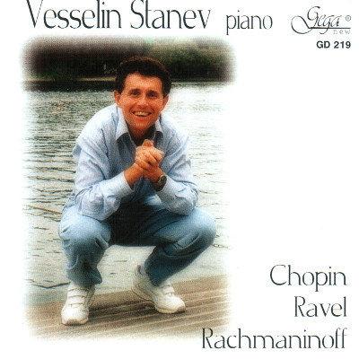 CHOPIN · RAVEL · RACHMANINOFF