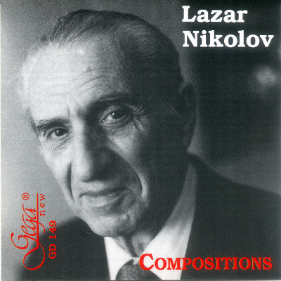 LAZAR NIKOLOV · COMPOSITIONS