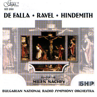 FALLA · RAVEL · HINDEMITH