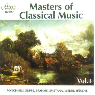MASTERS OF CLASSICAL MUSIC, VOL. 3