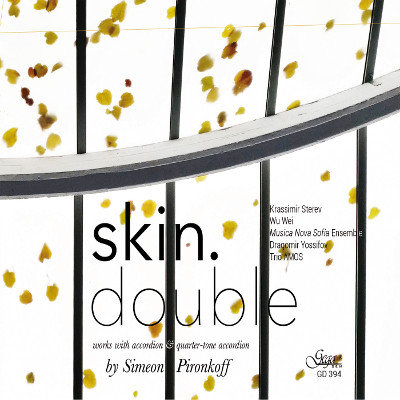skin.double · COMPOSITIONS BY SIMEON PIRONKOFF