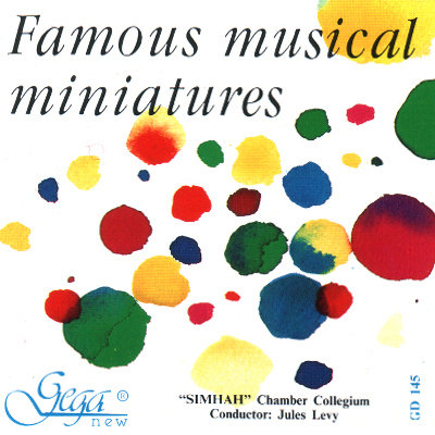 FAMOUS MUSICAL MINIATURES, VOL.1