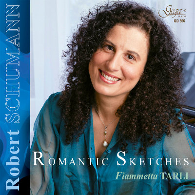 ROBERT SCHUMANN · ROMANTIC SKETCHES
