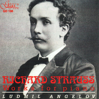 RICHARD STRAUSS · WORKS FOR PIANO