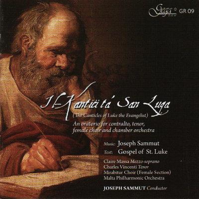 JOSEPH SAMMUT · IL-KANTICI TA' SAN LUQA