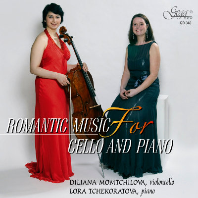 ROMANTIC MUSIC FOR CELLO AND PIANO