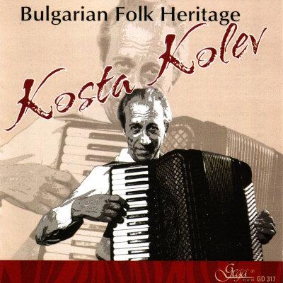 BULGARIAN FOLK HERITAGE · KOSTA KOLEV