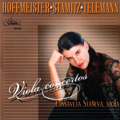 HOFFMEISTER · STAMITZ · TELEMANN · VIOLA CONCERTOS