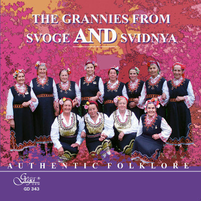 THE GRANNIES FROM SVOGE AND SVIDNYA