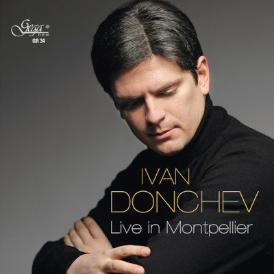 IVAN DONCHEV, piano · LIVE IN MONTPELLIER