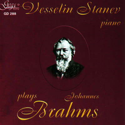 JOHANNES BRAHMS · SIX PIECES AND SEVEN FANTASIAS FOR PIANO