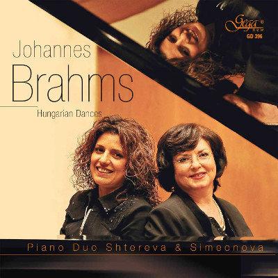 JOHANNES BRAHMS · HUNGARIAN DANCES