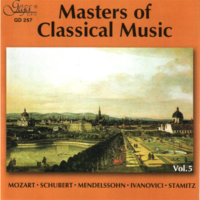 MASTERS OF CLASSICAL MUSIC, VOL.5