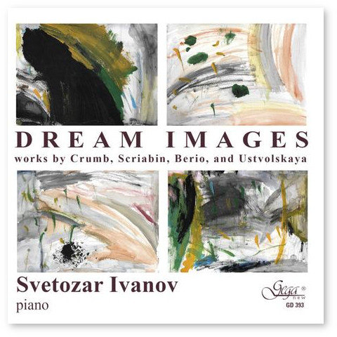 DREAM IMAGES · SVETOZAR IVANOV, piano