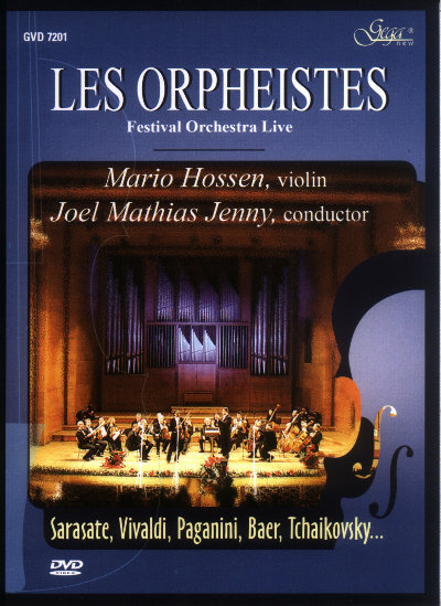 FAMOUS WORKS OF CLASSICAL COMPOSERS · LIVE (DVD)
