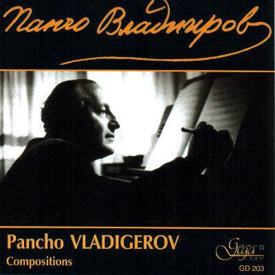 PANCHO VLADIGEROV · COMPOSITIONS