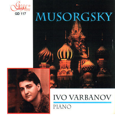 MODEST MUSSORGSKY · PICTURES AT AN EXHIBITION