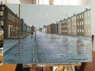 High Street Blues. (High Street Jarrow)