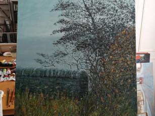 Moorland and Mist, Edmundbyers.