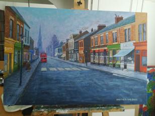 Another Day Over (Grange Road Jarrow)