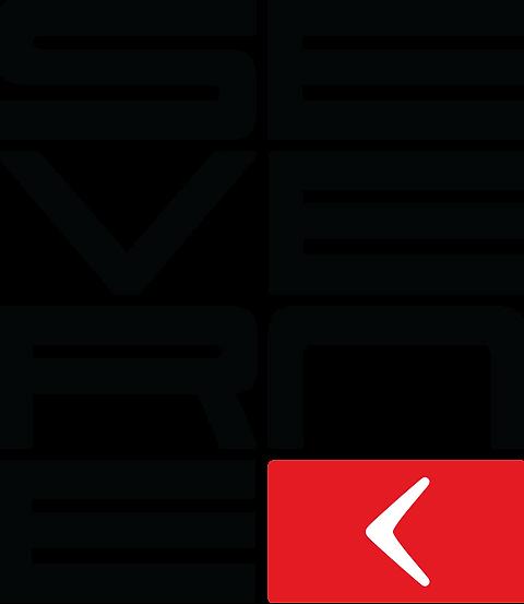 Severne stacked logo black red.png