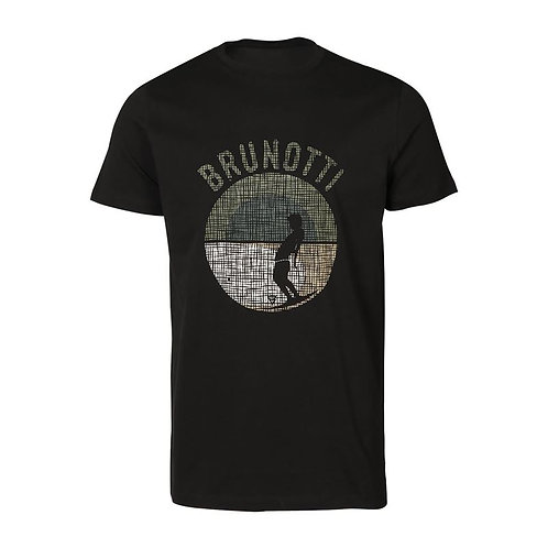 Brunotti Tim-Print Men T-shirt