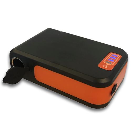 En option Batterie 12V au lithium pour prise de voiture femelle  6000 mAH