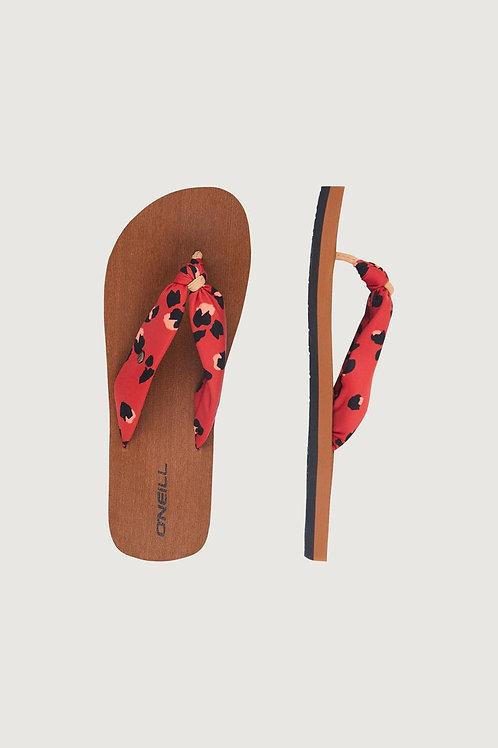 Ditsy Sun Sandals