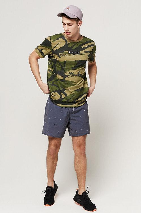 O'neill Allover Summer T-Shirt