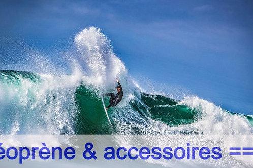 Néoprène & accessoires