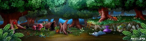 kiwiゲーム背景