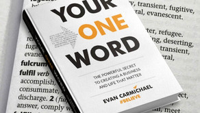 what's your one word?