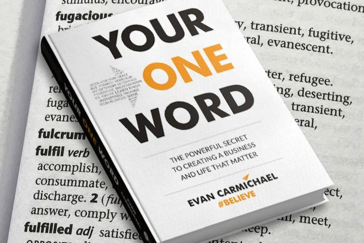 your one word book