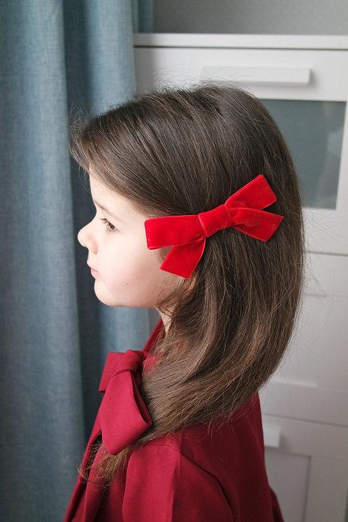 Заколка-бант для волос