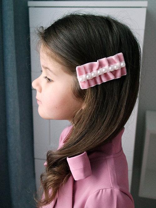 Заколка для волос Жемчужинка