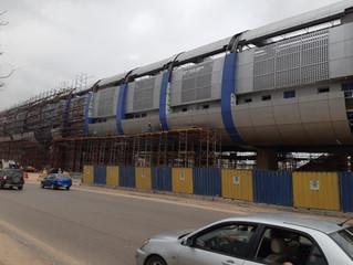 بدأ العد التنازلى لافتتاح مترو الانفاق الخط الثالث 4B خلال أبريل المقبل  خمس محطات جديدة