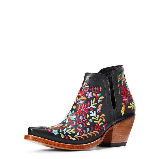Ariat Dixon Floral Western Boot