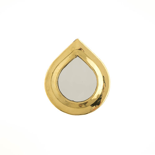 〔səmsəm SOUVENIR〕真鍮の鏡