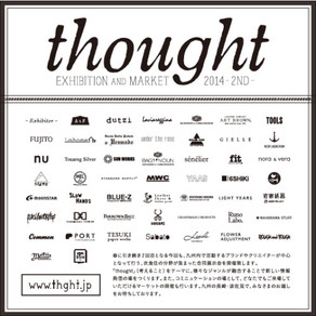 thought 2nd EXHIBITION & MARKET