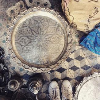 モロッコ雑貨の仕入れ、買い付け