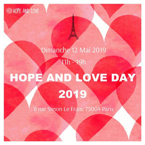 HOPE AND LOVE DAY
