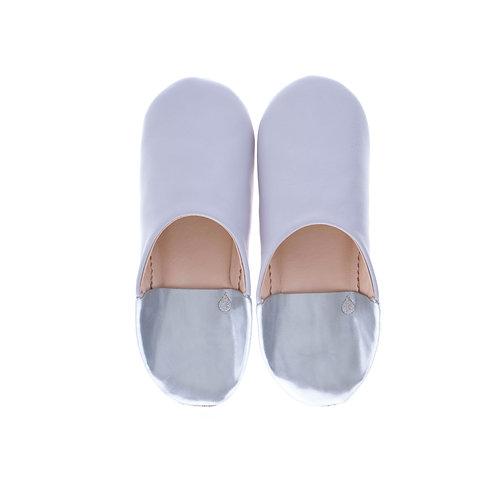 バブーシュ・コンビネゾン Gris-Gris/白菫色×シルバー