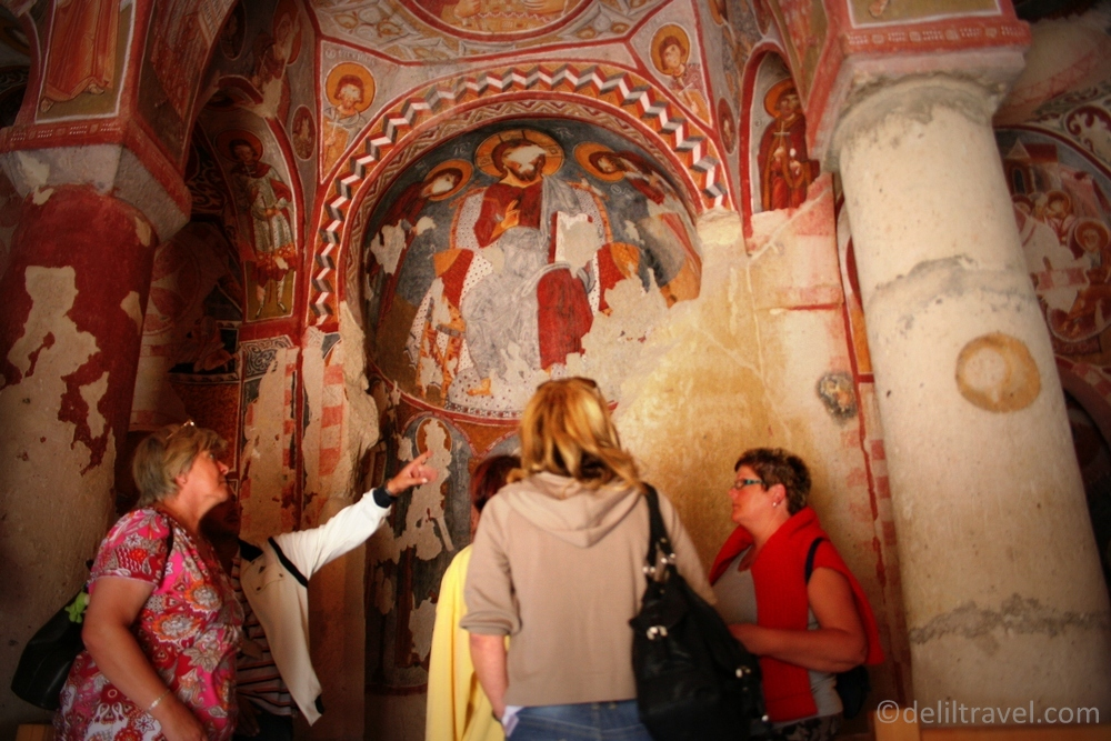 Cave Churches of Goreme