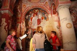 Cave Churches of Goreme