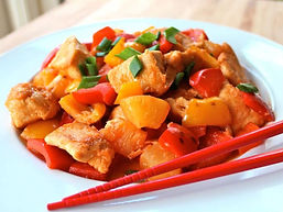 Chinese-Sweet-and-Sour-Chicken-Close-2.j